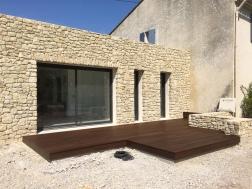 Terrasse Bambou - Emile M. Créations Bois