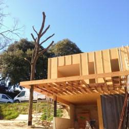 Extension Bois - 2016 - Conception Isabelle Amalvict ACCS Architecture