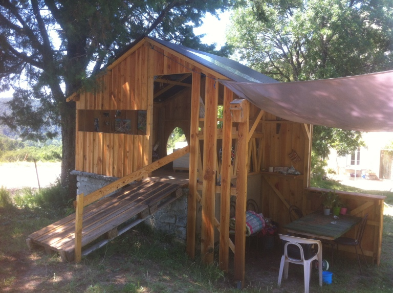 Cabane en Douglas -2016 - Usséglio.JPG