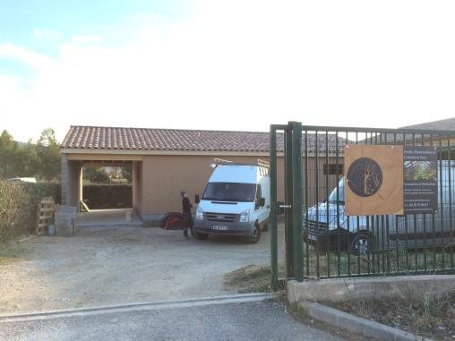 Villa Ossature bois - Emile M. Créations Bois